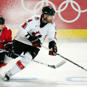 Ice Hockey-a competition that puts together the spirit of the team